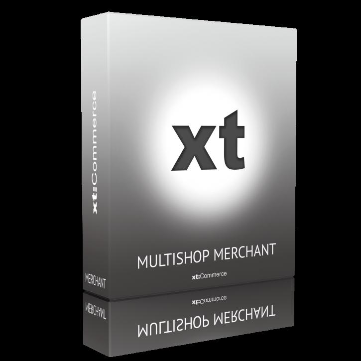xt:Commerce Merchant 4 – mehr Shop.