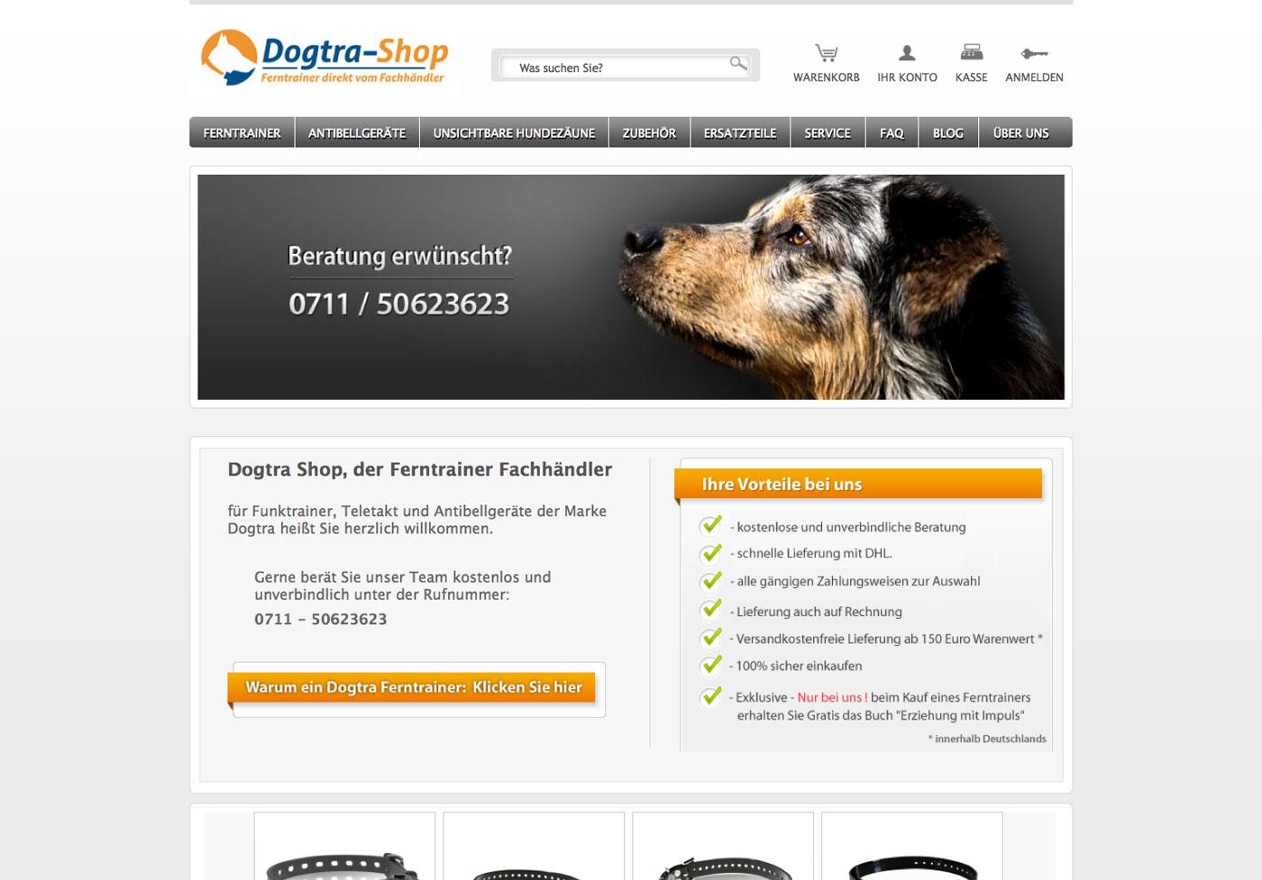 Dogtra-Shop